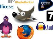 alternativas gratuitas para programas informáticos populares