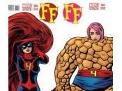 Portadas alternativas miembros nuevos Marvel NOW!