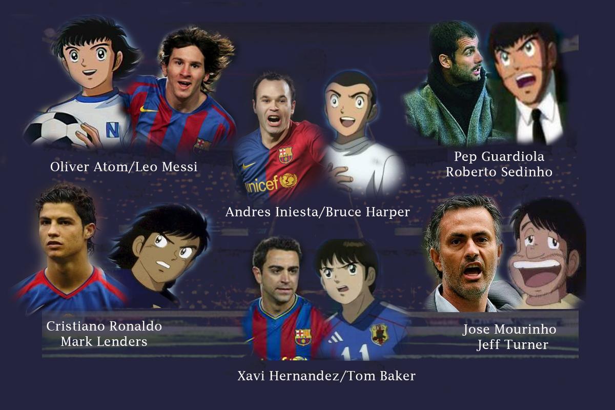 Los Super Campeones de la Vida Real en España