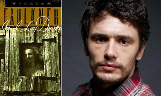 James Franco dirigirá As I Lay Dying