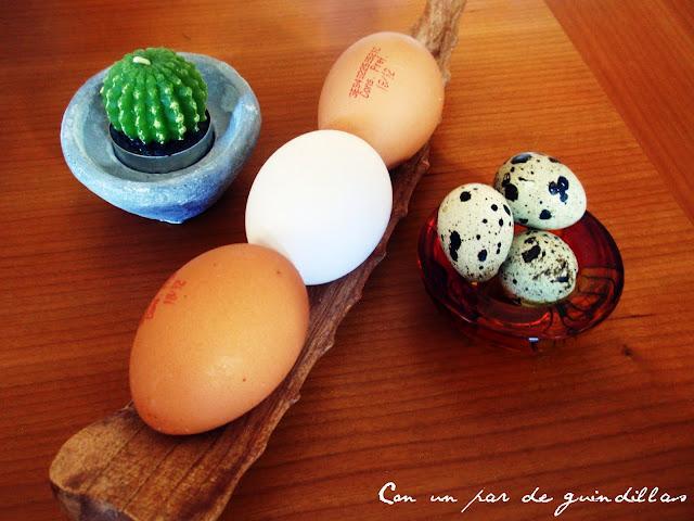 Del Viejo el consejo: El huevo