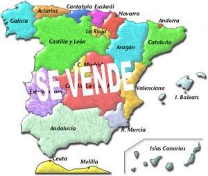 Se vende España. Razón Rajoy