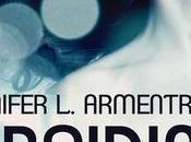 "Portada Español ""Obsidian"" Jennifer Armentrout."