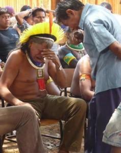¡¡S.O.S 40.000 indígenas!!