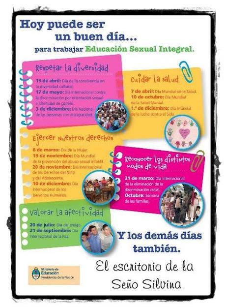 Programa Nacional de Educación Sexual Integral (1)