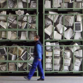 Reciclaje tecnológico: ¿Qué hacer con la tecnología que ya no usas?