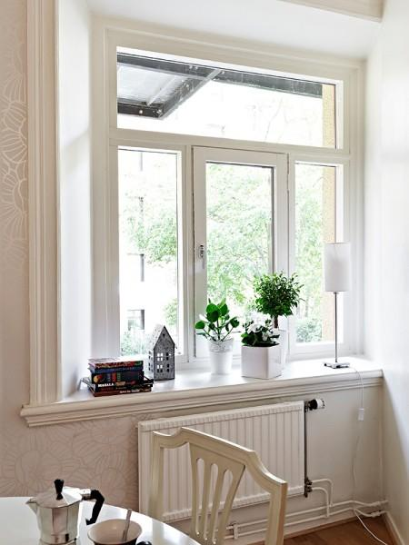 Un piso peque o en colores neutros paperblog for Decorar un piso pequeno