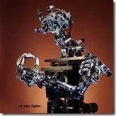 «Cog», principal intento de simular la inteligencia humana en un androide