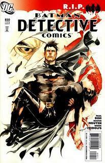 Batman de Grant Morrison (Interludio):Paul Dini y Corazón de Silencio