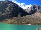 Huaraz (Perú): camino laguna