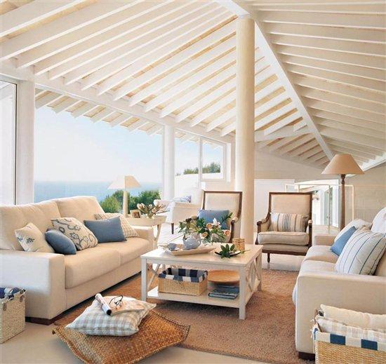 Salones llenos de encanto salons full of charm paperblog - El mueble decoracion salones ...