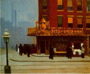 De vuelta con dos grandes: Hopper y Arroyo