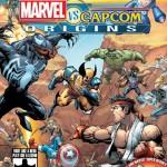 Marvel vs Capcom Origins -Arte