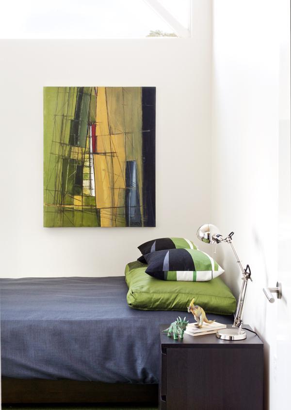 Paredes en verde amazing comedor con paredes en color - Paredes verde pistacho ...