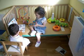Transformación del cuarto de los niños