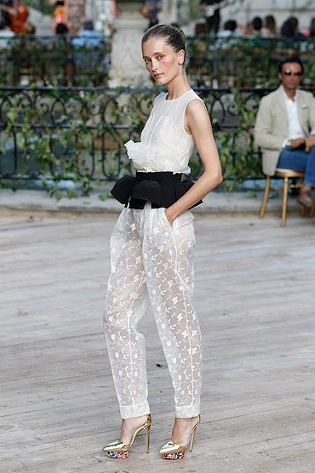 MBFWM SS 2013 HAS STARTED: JESUS DEL POZO.