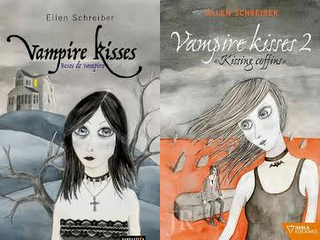 RESEÑA;; Vampire kisses (1-2)