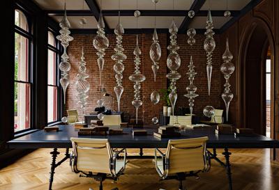 Interiores de casas divisiones con cuerdas y cristales for Divisiones interiores