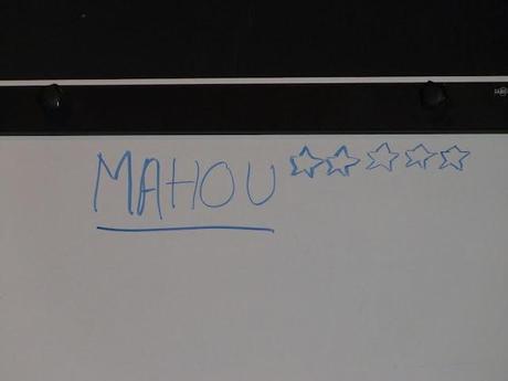 Primer día de desfiles: En el Backstage de MAHOU COLLECTION