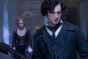 Abraham Lincoln:Cazador de Vampiros
