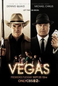 [Series TV] Vegas, regreso a la ciudad del pecado