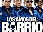 Trailer: amos barrio (The watch)