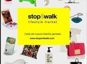 gusta diseño? invitamos descubrir Stop Walk