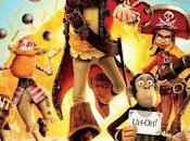 Crítica cinematográfica: ¡Piratas!