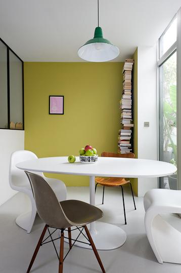 Emejing Color Pared Comedor Gallery - Casas: Ideas & diseños ...