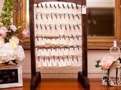 Tutorial: ¡Haz seating boda con... blondas, pinzas palet!