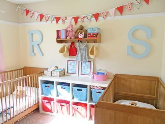Inspiracion exterior: Dormitorios infantiles compartidos - Paperblog