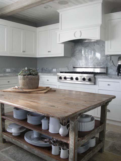 Excelente Campo Cocinas Con Islas Bosquejo - Ideas de Decoración de ...