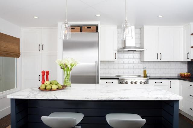 Elementos de dise o islas de cocina paperblog - Houzz cocinas ...