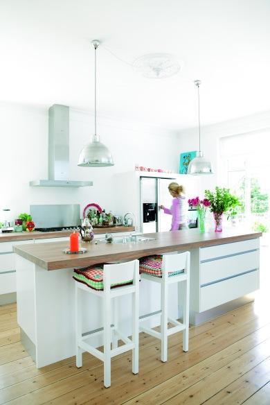Elementos de dise o islas de cocina paperblog - Disenos de islas para cocinas ...