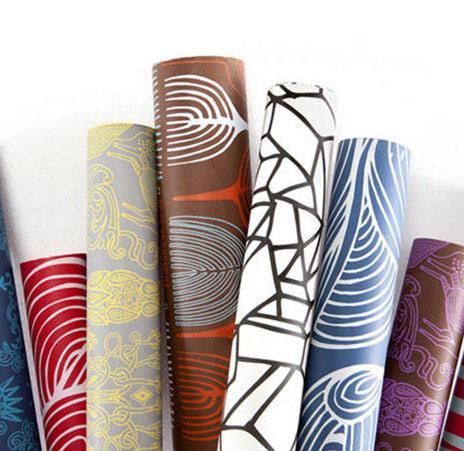 Sabes lo que necesitas para empapelar paperblog for Wallpaper rolls clearance