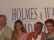 Rueda prensa 'Holmes Watson. Madrid Days' José Luis Garci