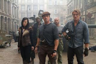 Los mercenarios 2 (The Expendables 2) -
