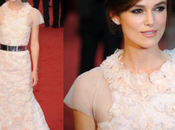 Keira Knightley exquisita Chanel Couture estreno Londres Anna Karenina