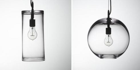L mparas colgantes de cristal paperblog - Colgantes de cristal para lamparas ...