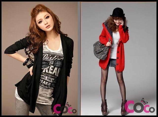 Coco Fashion, la moda asiática más trendy