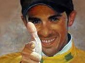 Alberto Contador, épica Ciclismo