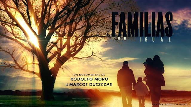 'Familias por igual' película documental sobre familias LGTB