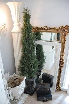 Espejos en ambientes rusticos paperblog - Espejos rusticos ...