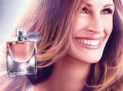 Julia Roberts bellísima anuncio Belle Lancome