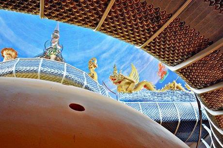 Wat Tathon La cara menos conocida del Norte de Tailandia: Wat Tathon, Doi Ang Khang y Tham Tap Tao