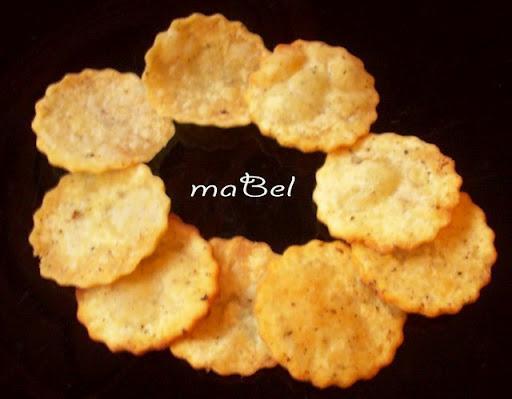 Patatas pringles caseras en 5 minutos