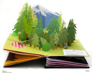 Pop up books paperblog for Pop up storybook template
