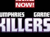 Humphries Garney asesinos Marvel NOW!