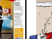 Libération: '¡Lárgate, rico!'