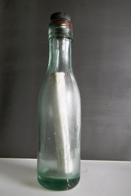 mensaje en botella